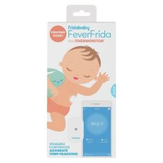 Fridababy FeverFrida The Thermometer, Clear