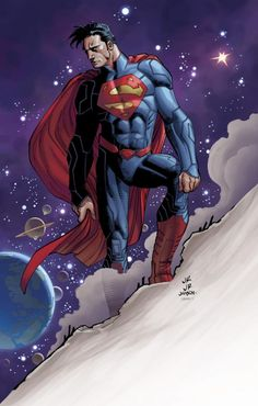 Superman by John Romita Jr. *
