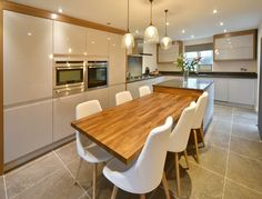 Remo Cashmere - Fineline Bedrooms and Kitchens kitchen