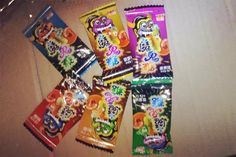 魔鬼糖 Snack Recipes, Snacks, Pop Tarts, Childhood, Packaging, Food, Snack Mix Recipes, Appetizer Recipes, Infancy