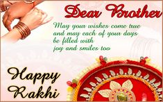 Celebrate Raksha Bandhan 2018 by sharing Rakhi Wishes, quotes, Greeting cards & Images to your brothers/sisters. Raksa Bandhan Images, Greetings, Wishes Wallpapers Rakhsha Bandhan Quotes, Happy Raksha Bandhan Quotes, Happy Raksha Bandhan Wishes, Happy Raksha Bandhan Images, Raksha Bandhan Greetings, Raksha Bandhan Messages, Raksha Bandhan Photos, Raksha Bandhan Cards, Rakhi Wishes For Brother