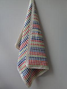 Julija's Shop: #haken, gratis patroon, baby, dekentje, #crochet, free pattern (Dutch), baby, blanket