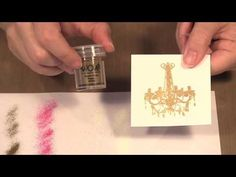 What is the Difference Between Embossing Powders - YouTube