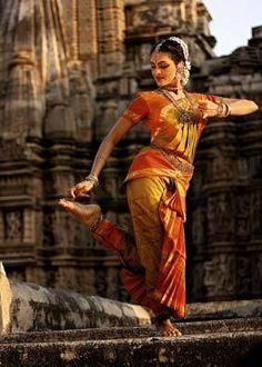 Indian dancer...