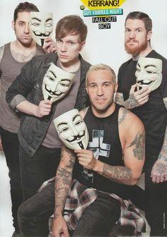 New photo by Kerrang Magazine