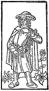 """François Villon was a French poet, thief, killer, barroom brawler, and vagabond."""