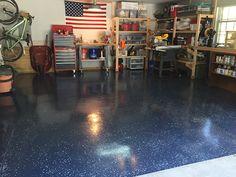 Tan Rust-Oleum 203008 Basement Floor Kit