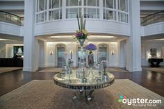 Lobby (Pre-Renovations) at The St. Regis Atlanta