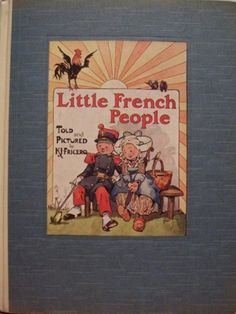 Kate J. Fricero - Little French People