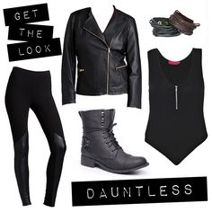 This is Meagan Kerr: Steal Her Style: Tris Prior – Dauntless