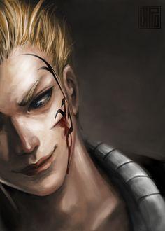 Zell of Final Fantasy