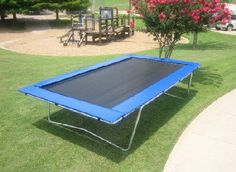 10X17 Rectangle Trampoline | 10x17 Olympic rectangular trampoline