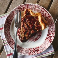 It's about time for dessert, right? This Pecan Pie with Brown Sugar (no Karo syrup here!) is up on…