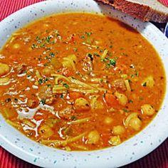 Ramadansuppe | Marokkanisch Essen