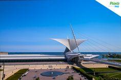 El museo de Arte de Milwaukee...