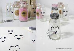 Dieses süße DIY kannst du ganz einfach selbst machen, mit Druckvorlage zum basteln Marshmallowcreme in süßen Mini Milchflaschen die ihr ganz einfach selbst gestalten könnt, Rezept und Anleitung auf meinem Blog #Marshmallowcreme #Marshmallow #nachtisch #dessert #DIY #Kawaii #niedlich #süss #kinder #rezept #kindergeburtstag Marshmallow Creme, Dessert, Mini, Party, Blog, Kawaii Cute, Print Templates, Recipe, Tutorials