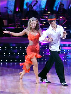 Not Dancing with the Stars but I would like to learn to dance, especially the jive and salsa and then dance with my soul mate. Ballroom Dancing, Ballroom Dress, Shall We Dance, Just Dance, Derek And Julianne Hough, Derek Hough, Salsa Dance Lessons, Everybody Dance Now, Mark Ballas