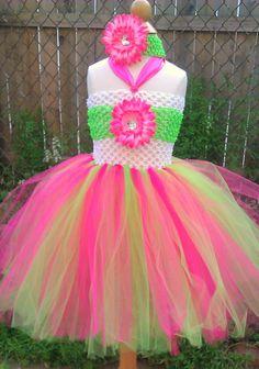 Candy land Tutu dress.