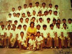 Grade 5 - Section D, University of Santo Tomas, Manila, 1979 University Of Santo Tomas, Class Pictures, Pinoy, Manila, Over The Years, Saints