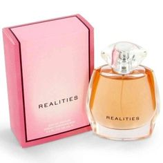 Realities (new) Solid Perfume by Liz Claiborne, .5 oz Fragrance Gel (unboxed) for Women