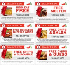 coupons for chilis bar and grill