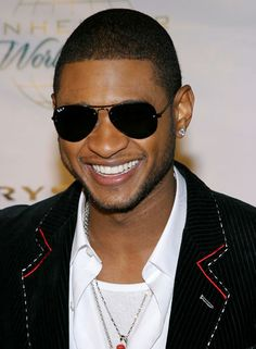 Usher :)