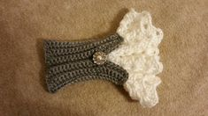 CROCHET How to #Crochet Beautiful Victorian Style Wrist Arm Cuff #TUTORI...