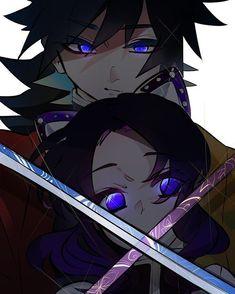 Check out our new Demon Slayer merch now! Anime Angel, Anime Demon, Otaku Anime, Chica Anime Manga, Fanarts Anime, Anime Characters, Anime Love, Anime Guys, Fan Art