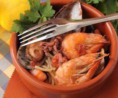 Spaghetti+allo+scoglio+primo+piatto+succulento+intramontabile