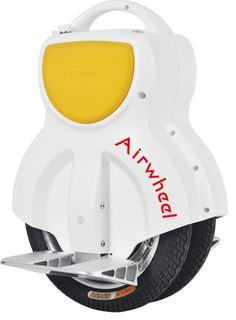 "Airwheel Marsrover Q1 - Max: Speed 18km/h, Uphill 15 degrees, Load 120kg, Range 30km. 1100W motor, 10.5kg, 12"" Tires. S$1,078"