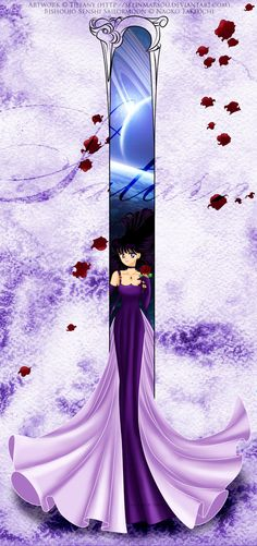 Princess Saturn art