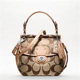 Coach bag.  Love it!
