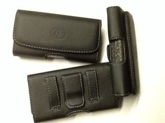 LG Leon PHONE LEATHER CASE WITH BELT CLIP *** You can get more details by clicking on the image.