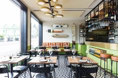 Nordic meets Italian in a holistic dining concept by Haf Studio - News - Frameweb