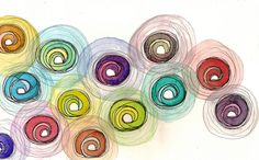 bigger swirls by a is for anika, via Flickr