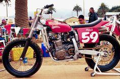 Courtesy: Richard Pollock. Mule Motorcycles. Poway, CA (USA) & Nantes (France)