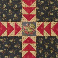 Austen Family Album: Block 28: Crossroads for Harris Bigg-Wither
