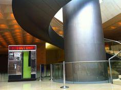 Fotoautomat at La Cinémathèque Française (2010-2012) #photobooth #photomaton #cinemathequefrancaise