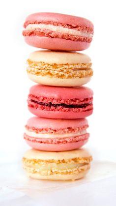 Macarons recipe and method - How to Make on Saveur