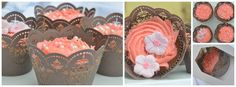 Cup Cakes mit Wrapper