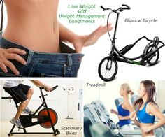 How to Reduce Excess #Flab with #WeightManagement Equipments?