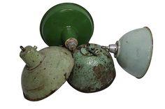 Imagen de las tulipas industriales antiguas de venta online en Francisco Segarra.