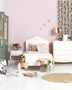 Girls furniture from Domayne!