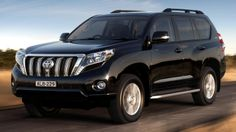 The all-new 2016 Toyota Land Cruiser brings new styling and some updates to the drivetrain. Furthermore, the Japanese manufacturer made the new Land Cruiser Land Cruiser 2017, Toyota Land Cruiser Prado, Suv Cars, Sport Cars, Toyota Mr2, Auto Toyota, Hyundai Cars, Car Goals, Car Prices