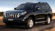 Toyota Land Cruiser Prado #toyota #prado #car