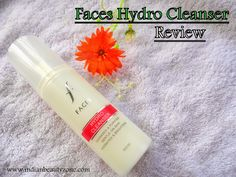 Faces Hydro Cleanser ReviewHello Beauties,Face cleanser has become a must have skin care product in our day to day life, especially it is very helpful for those who have dry skin. In winter everybody tend to get dryness on their skin because of dry chill weather. So, for me face cleanser is a must h