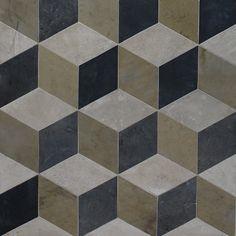Reclaimed British Bespoke Geometric (Adams) | Materials | Lapicida