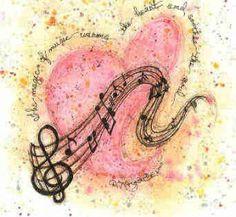 Сказки у камина...: Музыка сердца