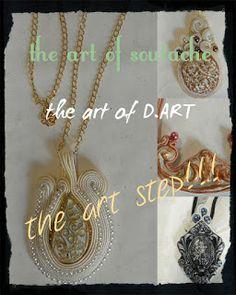 Πηγές του κόσμου knit - crochet cafe - Ολοφύτου 4 Ανω Πατήσια: (art of soutache) + (art of D.ART) = the next art ...