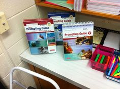 Fountas and Pinnell Prompting Guides....amazing resource for guided reading and reading conferences!